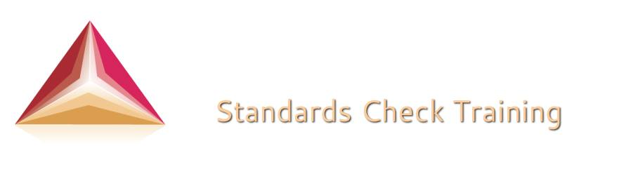 Standards Check Training